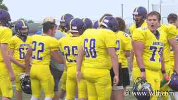 Orangeville defeats Hiawatha by 48 points to continue a perfect season - WIFR