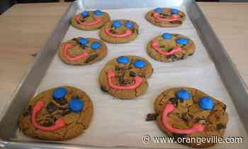 Orangeville Tim Hortons Smile Cookie sales benefit Headwaters  - Orangeville Banner