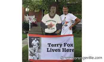 Orangeville Terry Fox Run chapter looking to raise $35,000 - Orangeville Banner