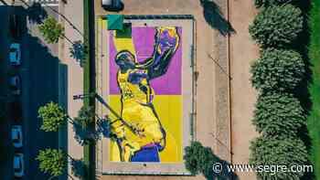 Balaguer 'tunea' una pista de básquet en honor a Kobe - SEGRE.com