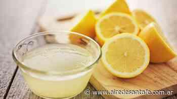 Cómo beneficia el jugo de limón a la presión sanguinea - Aire de Santa Fe