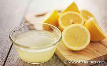El limón, un gran aliado para la limpieza de la cocina - tododisca