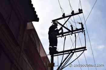 Corte de energía eléctrica afecta a toda la ciudad de Sucre - Correo del Sur