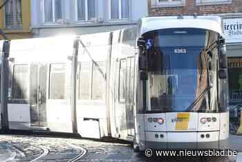 Tram ontspoord in Gentbrugge: De Lijn zet vervangbussen in