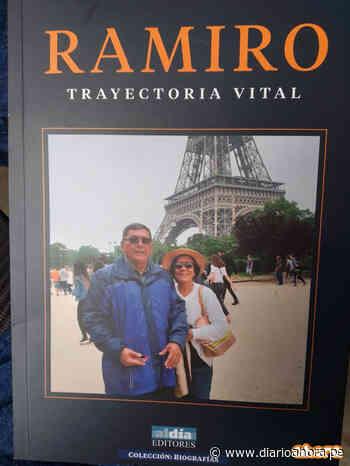 Amo a Pucallpa dice Ramiro Seijas en un libro - DIARIO AHORA