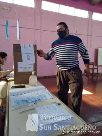Palo Negro: Moschini tenemos un compromiso con nuestro Gobernador - Sur Santiagueño