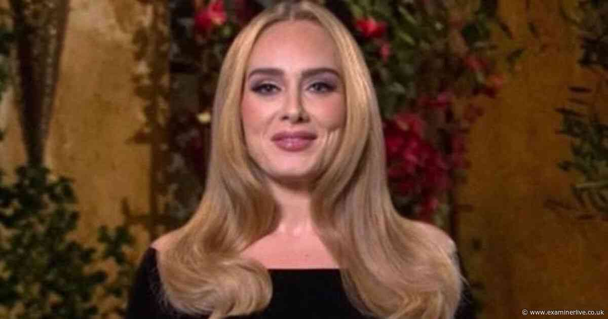 Adele's surprising link to a former Emmerdale favourite - Yorkshire Live