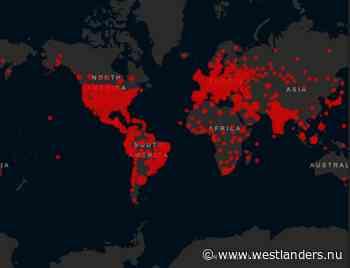 Cijfers coronavirus wereldwijd voor week 36 | Veiligheid op Westlanders.nu - Westlanders.nu