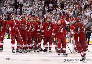 The Arizona Coyotes Options For A Stadium Going Forward - Puck Prose