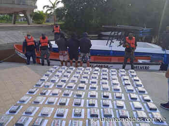 PNB incautó 109 panelas de cocaína en Higuerote - Últimas Noticias