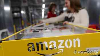 Amazon Canada hikes front-line worker pay and plans to hire 15,000 more people