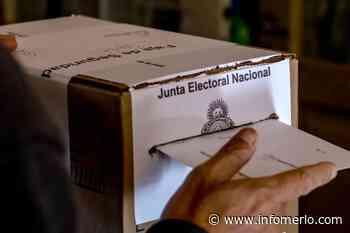 Lugares de votación en Villa de Merlo - Infomerlo.com