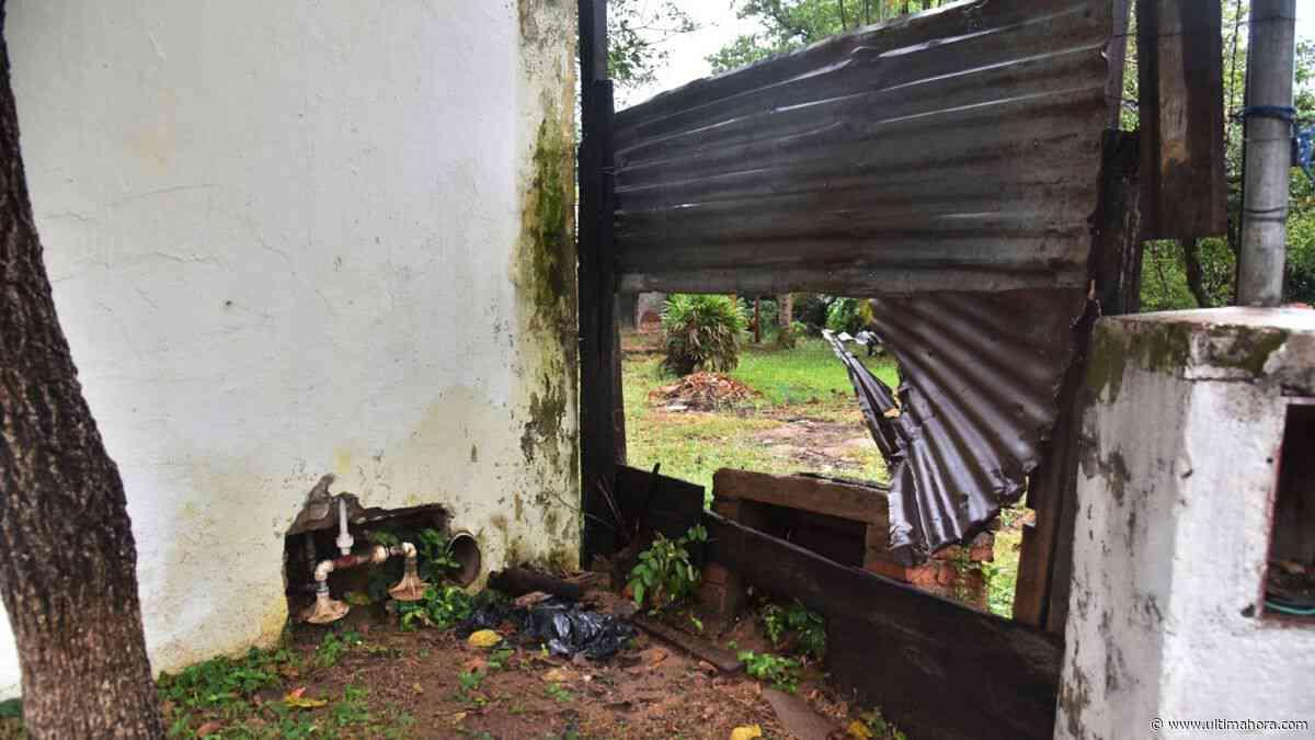 Vecinos de Lambaré están hartos de robos derivados de consumo de crac - ÚltimaHora.com