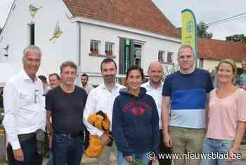 Minister Diependaele en collega Demir op wandel in 'landschapspark' Vlaamse Ardennen