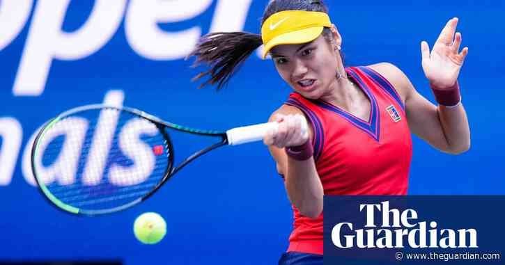 Emma Raducanu reaps benefit of multi-sports background | Sean Ingle