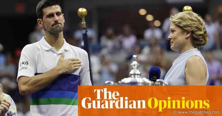 Novak Djokovic lost his bid for history, but may have finally won the hearts of fans | Jonathan Liew