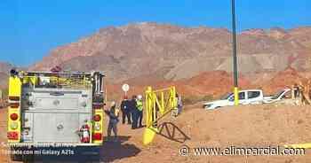 Un muerto y un herido tras derrumbe en mina de San Felipe - ELIMPARCIAL.COM