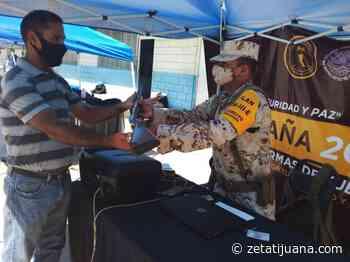 Ejército habilitará canje de armas en San Quintín, San Felipe y Ensenada. - Zeta