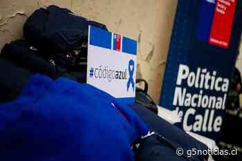 Activan Código Azul por bajas temperaturas en San Felipe, Los Andes y San Antonio - G5noticias