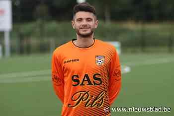 """Angelo Paravizzini (Sassport Boezinge): """"Als artiest Brogniez top is, heeft hij iets bovenaards"""""""