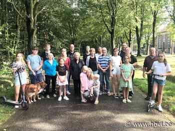 Buurt 18de Liniestraat verzamelt 170 handtekeningen voor ma... (Riemst) - Het Belang van Limburg Mobile - Het Belang van Limburg