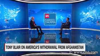 On GPS: Tony Blair on Afghanistan - CNN