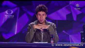 Juanpa Zurita recuerda simpático momento con Galilea Montijo en '¿Quién es La Máscara?' - Las Estrellas TV