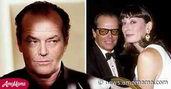 Jack Nicholson Called Anjelica Huston 'Love of My Life' but Cheated on Her during Their 17-Year Relationship - AmoMama