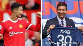 'You've got carried away': PL legends clash in fiery Ronaldo vs Messi debate