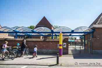 Niet iedereen blij met maatregelen om buurt rond school veiliger te maken - Gazet van Antwerpen