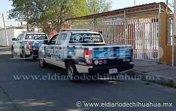Roban tinaco en primaria en Lomas Karike - El Diario de Chihuahua