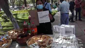 Habilitarán punto de venta fijo para la venta de masas tradicionales de Padcaya en Tarija - La Voz de Tarija