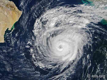Climate Change Is Making India's West Coast More Vulnerable to Cyclones - Eos