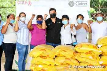 Treinta unidades productivas se entregaron en Pueblo Nuevo - Chicanoticias.com