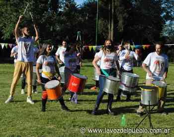 Nuevo taller de percusión grupal en EPA - La Voz del Pueblo - La Voz del Pueblo
