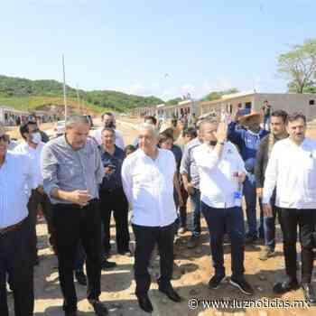 Se cumplirán todos los compromisos para el Nuevo Pueblo de Santa María: AMLO - Luz Noticias
