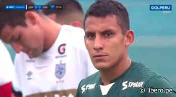 Ynamine le negó el penal a Valera y se quedó con las ganas de anotar con Universitario - Libero.pe