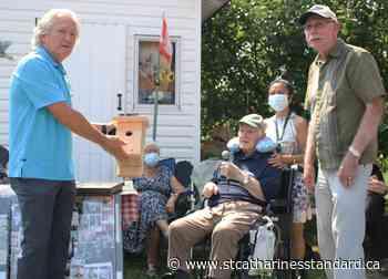 Thorold celebrates conservationist of 25-plus years | StCatharinesStandard.ca - StCatharinesStandard.ca