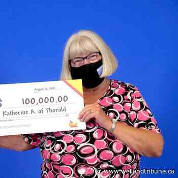 Thorold woman wins $100K on Encore | wellandtribune.ca - WellandTribune.ca