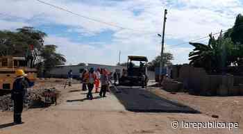 Lambayeque: reinician trabajos de carretera Mochumí-Pueblo Nuevo - LaRepública.pe