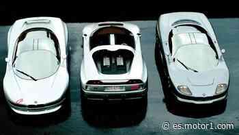 Prototipos olvidados: BMW Nazca M12, C2 y C2 Spider - Motor1 España