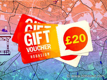 Hounslow residents are being given £20 vouchers to spend locally - Time Out London