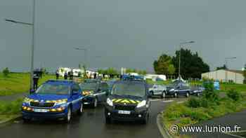 Parties du stade des Églantines à Reims, 230 caravanes tentent de s'installer à Saint-Léonard - L'Union