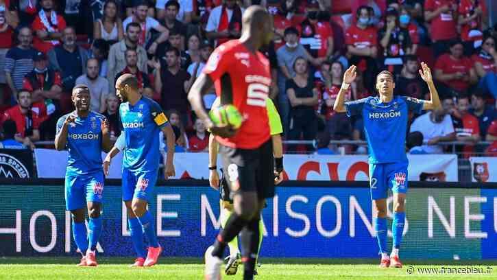 Ligue 1 (J5) | Le Stade de Reims enregistre sa première victoire de la saison à Rennes (2-0) - France Bleu