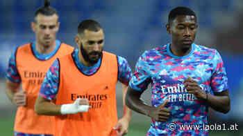 Champions League: David Alaba gegen Inter wieder im Real-Aufgebot - LAOLA1.at