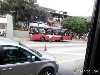 Pago digital del pasaje no funciona en ningún autobús de La Guaira - Crónica Uno