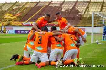 Deportivo La Guaira venció por la mínima al Aragua FC - El Carabobeño
