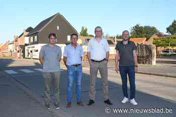 Grootste wegen project ooit voor kleine gemeente kost 9 miljoen euro en zal twee jaar duren - Het Nieuwsblad