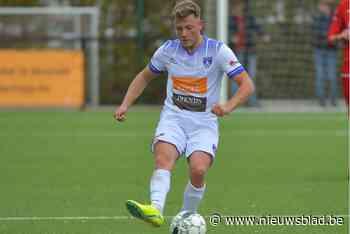 "Mathias Meulenyzer (SV Wevelgem City): ""Nog niet op kruissnelheid"""