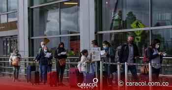 Demoras en el aeropuerto El Dorado se da por vuelos no regulares - Caracol Radio